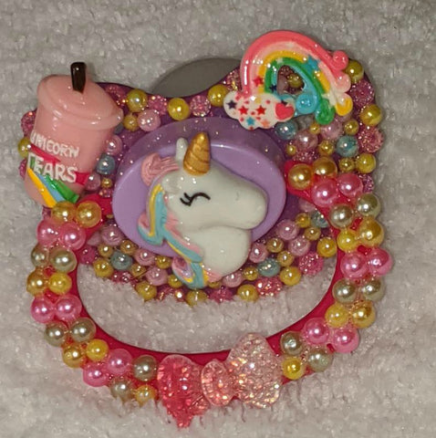 Unicorn Deluxe Custom Pacifier DCP855
