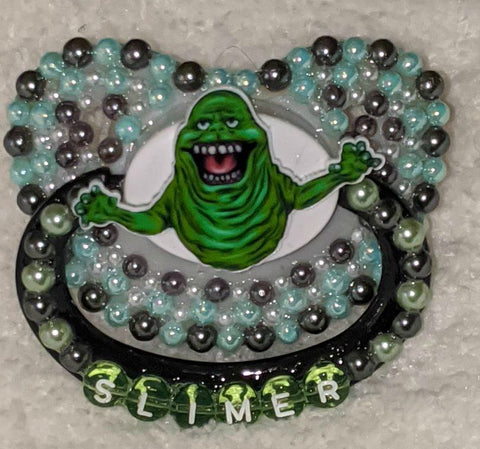 80'S Ghost Movie Deluxe Custom Pacifier DCP895
