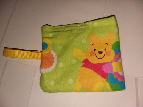 Bear Handmade Pacifier carrying case/bag MPB220