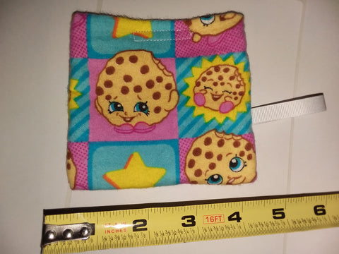 Cookies HAND MADE PACIFIER CARRYING CASE/BAG MPB247