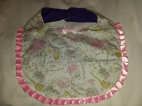 Princess Lace BIB Flowers PB111