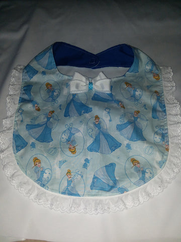 PRINCESS LACE BIB Princess C PB136