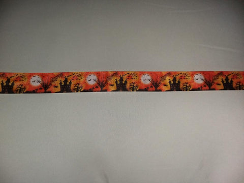 "Halloween Hand Crafted Pacifier Dummy Clip - 11""-12"" PC113"