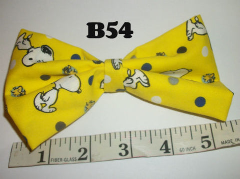 Dog Boutique Fabric Hair Bow HB54 Sn00py
