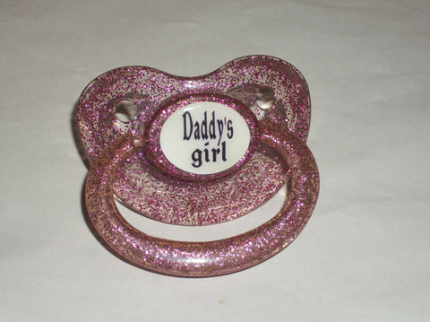 Daddy's Girl Lifestyle pacifier cp1033