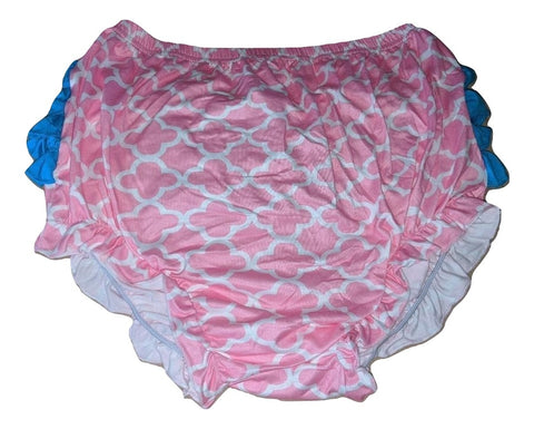 DISCONTINUED LIL MOROCCAN Ruffles Matching Bloomers Shorts Clearance