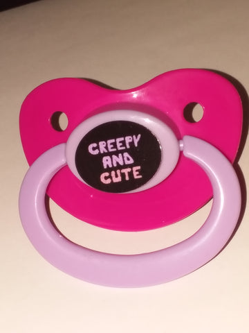 CREEPY & CUTE Lifestyle pacifier CP1005