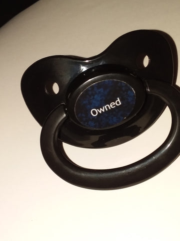 Owned Lifestyle pacifier cp1027 Blue