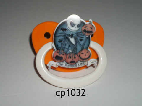 Skull Movie Pacifier CP1032