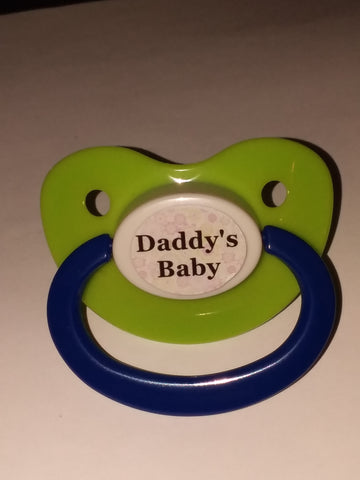 Daddy's Baby Lifestyle pacifier cp1040