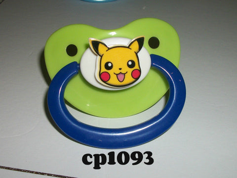 Video Game Poke pacifier CP1093