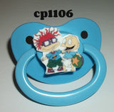 90's Cartoon Rug*** #5 pacifier CP1106