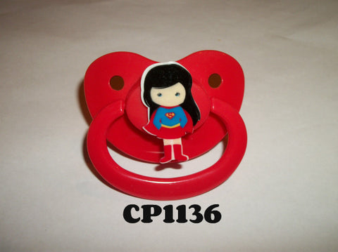 Hero Girl PACIFIER CP1136