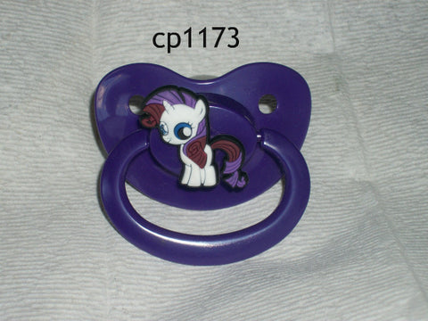 Pony pacifier cp1173