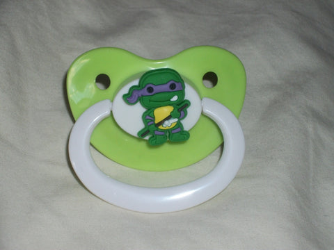 Hero Turtle  pacifier cp1187