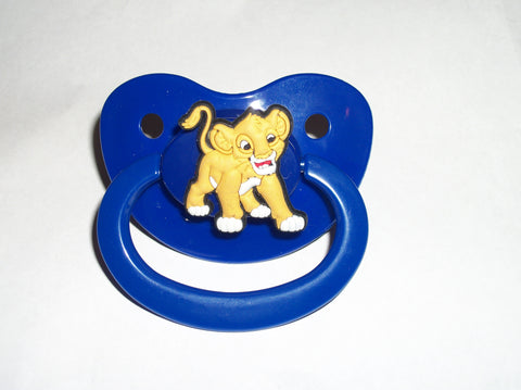 LION CUB Movie Pacifier - cp1206