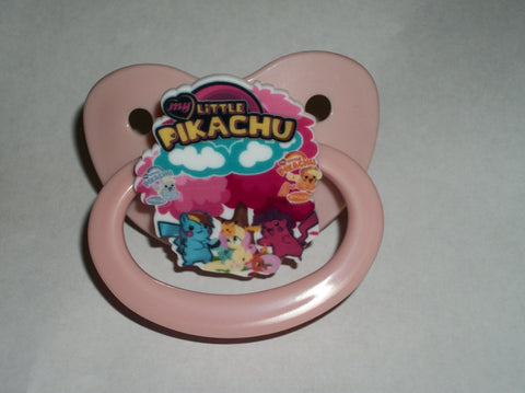 Video Game Poke pacifier  cp1221