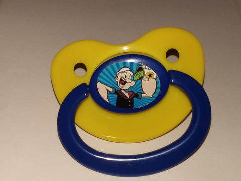 CLASSIC CARTOONS Sailor Pacifier cp1528
