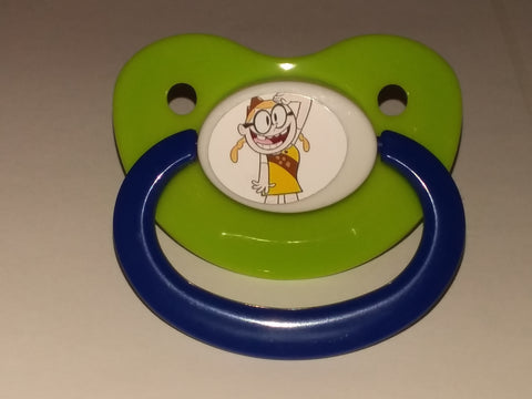 90's & 2000'S CARTOONS Mighty BEE Pacifier