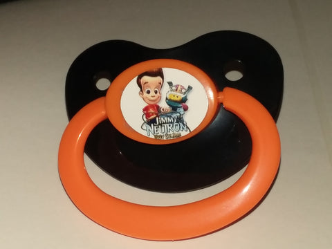 90's & 2000'S CARTOONS Jimmy Pacifier