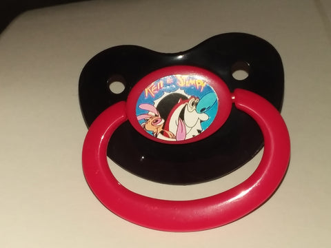90's & 2000'S CARTOONS Rin & Stimpy Pacifier