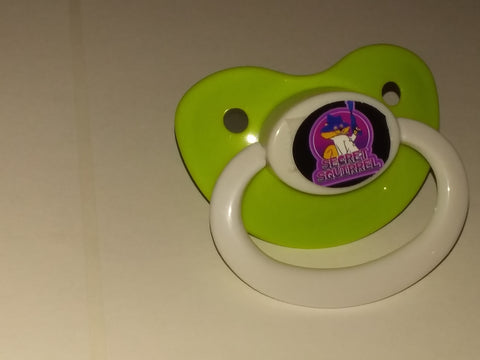 90's & 2000'S CARTOONS Squirrel Pacifier