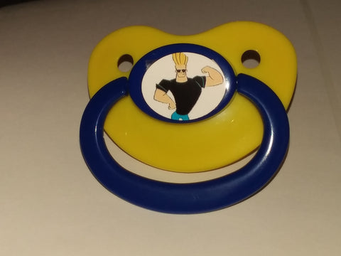 90's & 2000'S CARTOONS Jonny Pacifier