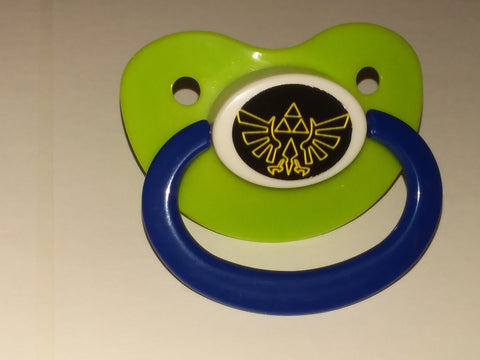 Video Game Z Pacifier#2