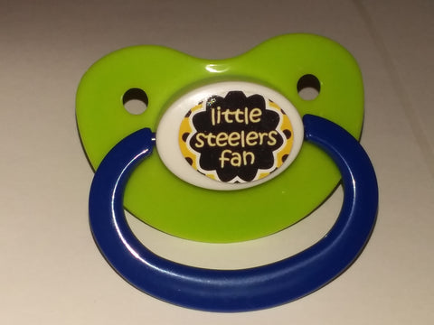 Football Pacifier cp1587
