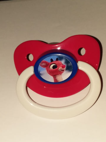 Holiday Christmas Pacifier cp1602