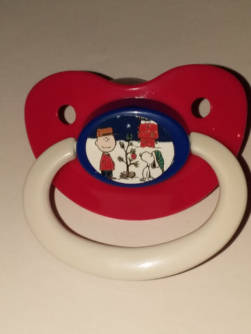 Holiday Christmas Pacifier cp1603