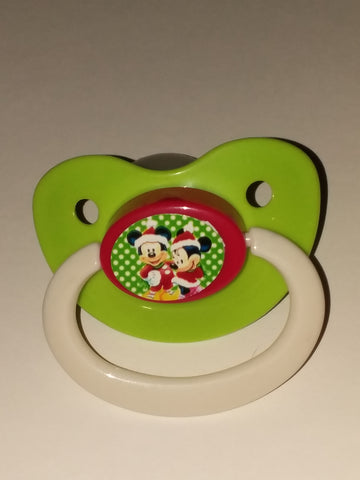 Holiday Christmas Pacifier cp1604