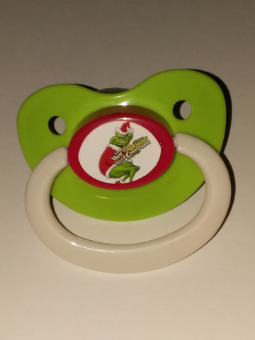 Holiday Christmas Pacifier cp1605