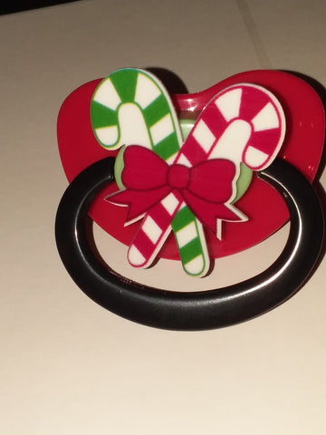 Holiday Christmas Pacifier cp1677