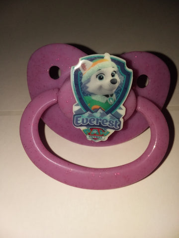 Dogs paw cartoon pacifier cp1808