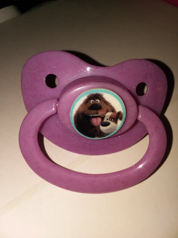 PET MOVIE pacifier cp1812