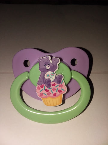BEAR Rainbow Pacifier cp1832