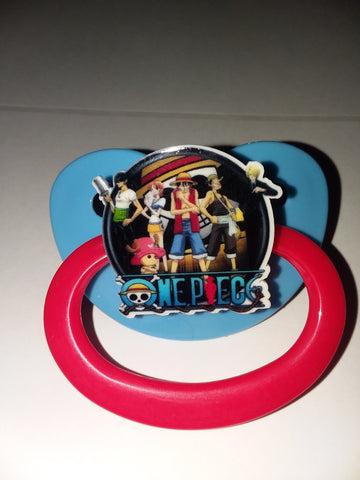 Anime One piece Pacifier cp1854