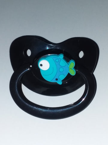 Blue Fish Pacifier CP1954