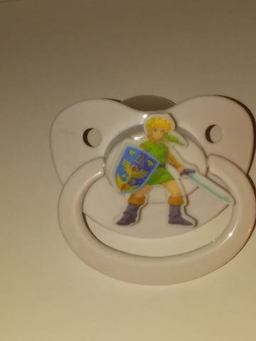 VIDEO GAME Z Pacifier cp2086