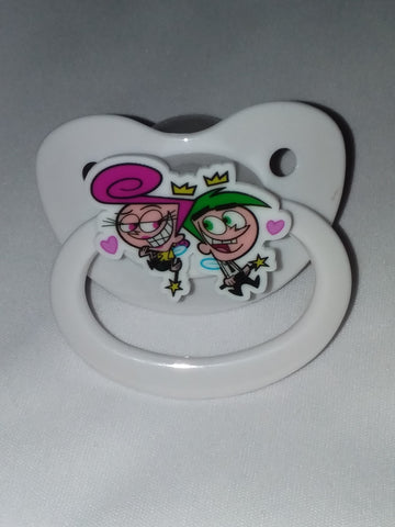 2000's Cartoon Fairys Lil One Pacifier cp2121