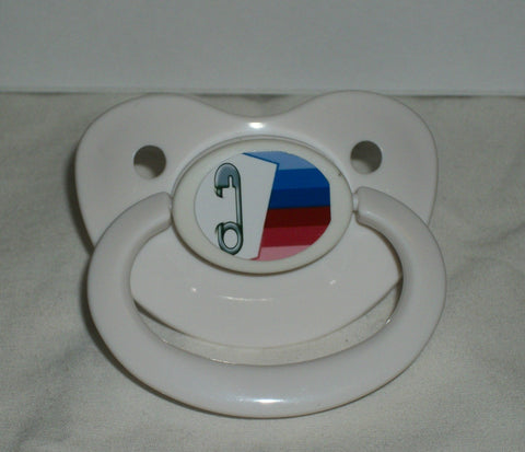 ABDL flag Lifestyle pacifier cp231