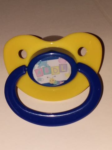 ABDL Lifestyle pacifier cp243 blue