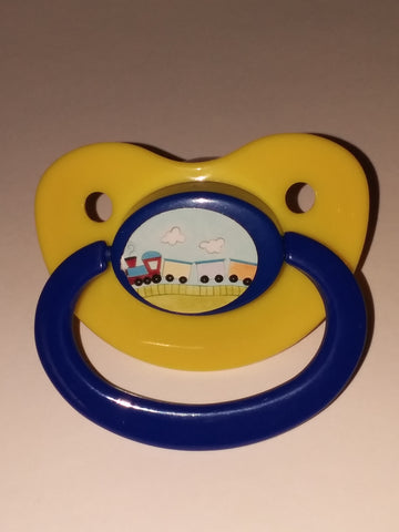 Train Pacifier cp253