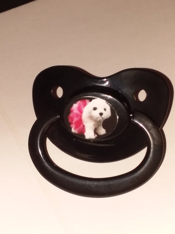 Dogs Puppy Pacifier cp275