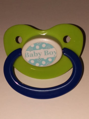 Baby Boy Lifestyle pacifier cp279