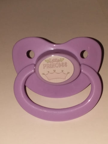 Little Princess Lifestyle pacifier cp294