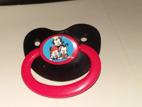 90's Cartoon A #2 Pacifier CP29