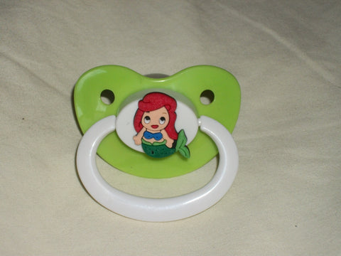 Princess MERMAID Pacifier CP346