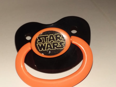 Space Movie  CUSTOM PACIFIER cp38